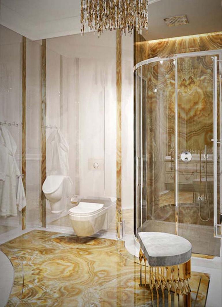 interior design trends 2017 Inspiring Interior Design Trends 2017 for Luxury Bathrooms Inspiring Interior Design Trends 2017 for Luxury Bathrooms 9 1