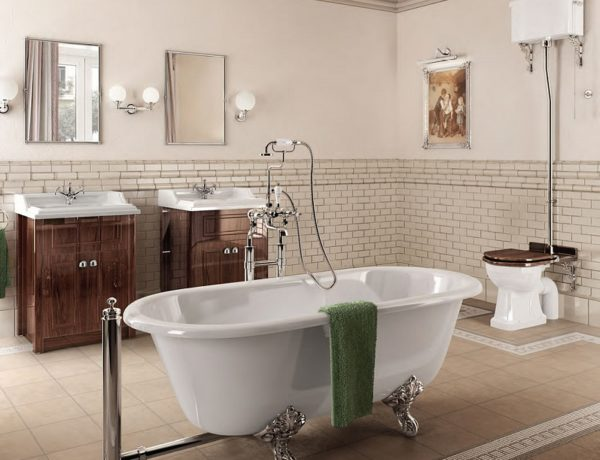 vintage bathrooms Meet The Most Astonishing Vintage Bathrooms on Pinterest feat 7 600x460