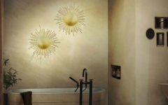 luxury bathrooms Most Wanted Lighting Solutions for Luxury Bathrooms featbath 1 240x150