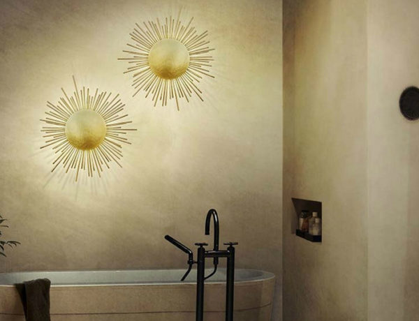 luxury bathrooms Most Wanted Lighting Solutions for Luxury Bathrooms featbath 1 600x460