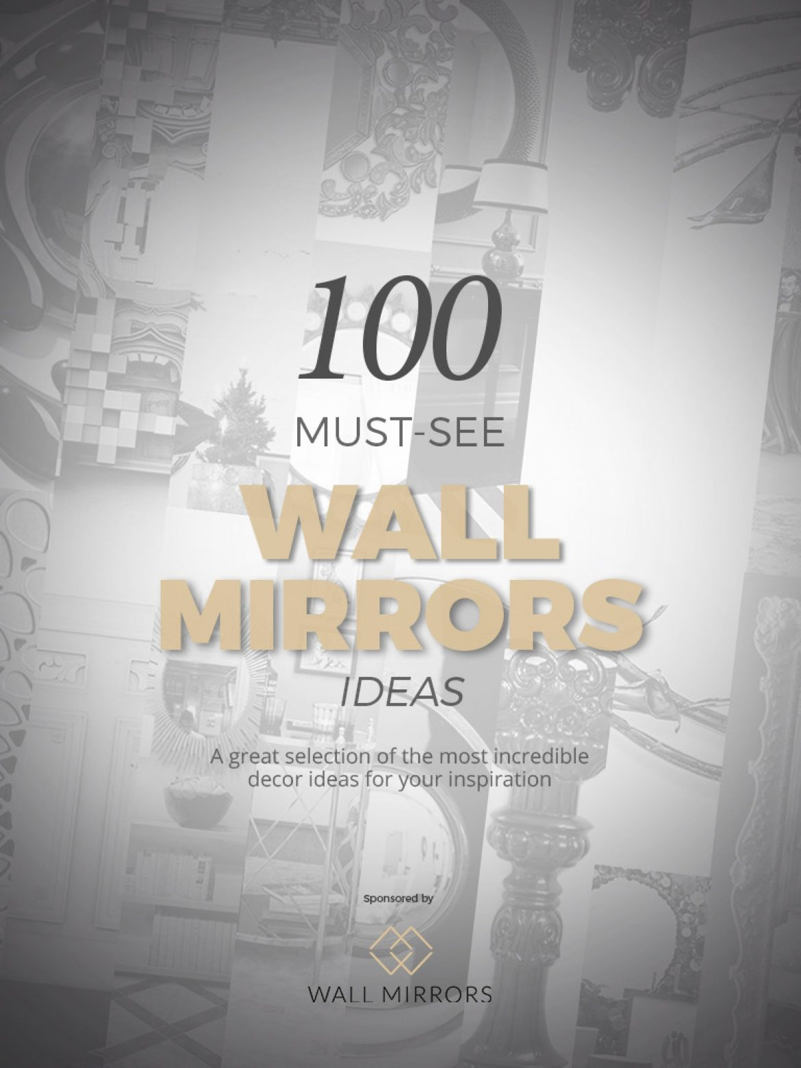 Discover The Unique 100 Must-see Wall Mirrors Ebook ➤To see more Luxury Bathroom ideas visit us at www.luxurybathrooms.eu #bathroom #homedecorideas #bathroomideas @BathroomsLuxury