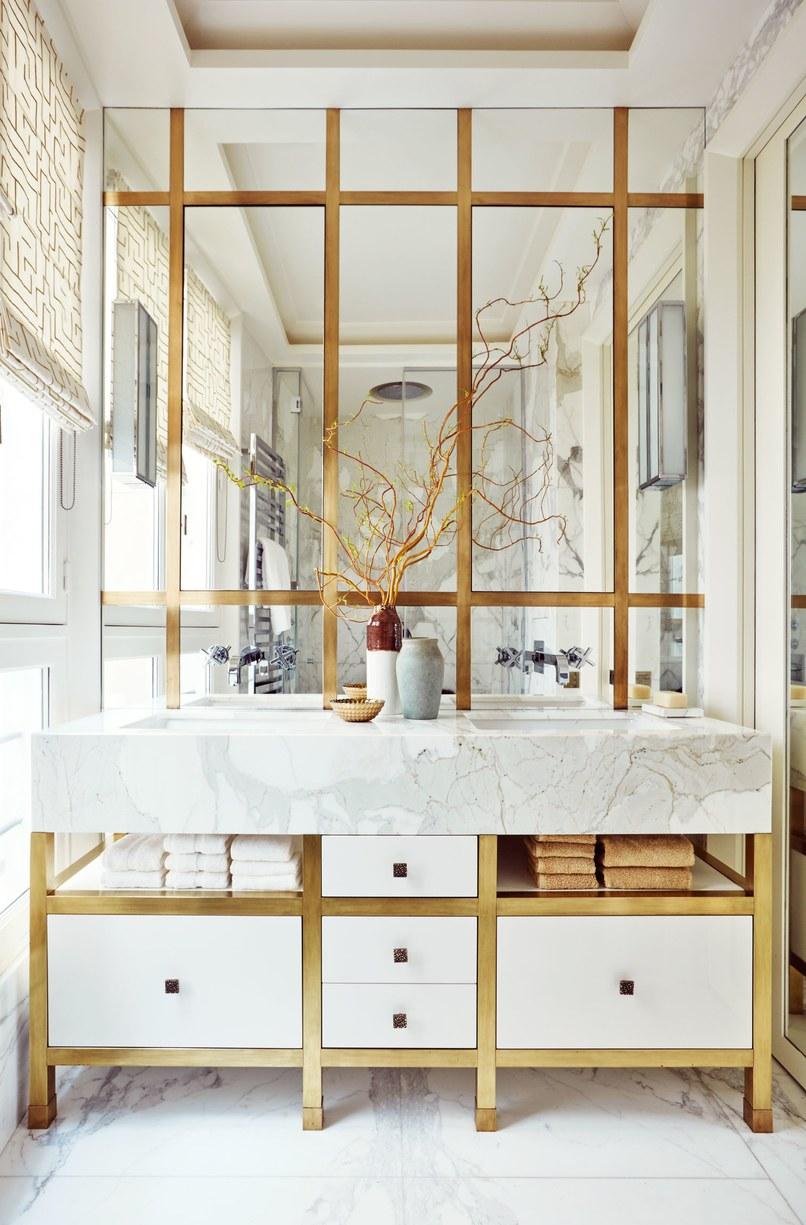 How To Get Your Own Luxury Master Bathroom With The Best Surfaces ➤ To see more news about Luxury Bathrooms in the world visit us at http://luxurybathrooms.eu/ #bathroom #interiordesign #homedecor #summer @BathroomsLuxury @koket @bocadolobo @delightfulll @brabbu @essentialhomeeu @circudesign @mvalentinabath @luxxu @covethouse_