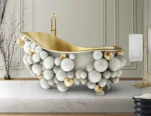 exquisite bathtubs 5 Exquisite Bathtubs To Enhance Unique Luxury Bathrooms feat 10 600x460