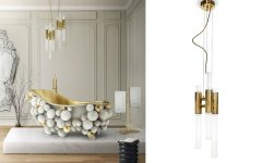 Unique Suspension Lamps 5 Unique Suspension Lamps To Enhance Luxury Bathrooms Decor feat 15 240x150