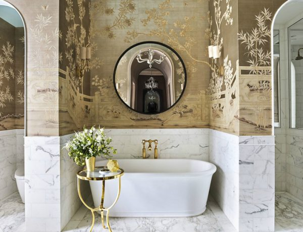 luxury bathroom inspiration Be Inspired By This Luxury Bathroom Inspiration In Manhattan feat 3 600x460
