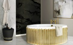 Bathroom Decor Ideas Bathroom Decor Ideas For a Dark And Luxury Interior Design feat 4 240x150