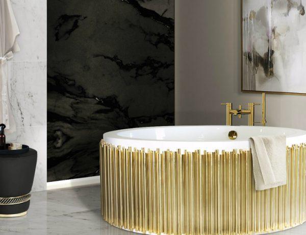 Bathroom Decor Ideas Bathroom Decor Ideas For a Dark And Luxury Interior Design feat 4 600x460