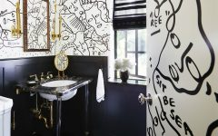 Black And White Luxury Bathroom 16 Black And White Luxury Bathroom Design Ideas feat2 240x150