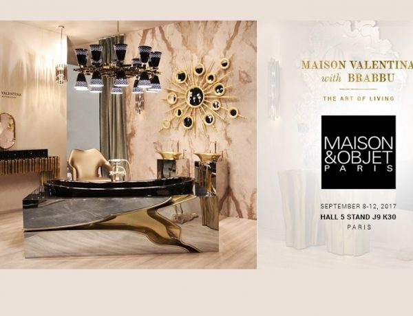 Luxury Bathrooms Previews What To Expect From Maison et Objet 2017 ➤ To see more news about Luxury Bathrooms in the world visit us at http://luxurybathrooms.eu/ #luxurybathrooms #interiordesign #homedecor @BathroomsLuxury @bocadolobo @delightfulll @brabbu @essentialhomeeu @circudesign @mvalentinabath @luxxu @covethouse_ Maison et Objet 2017 Luxury Bathrooms Previews What To Expect From Maison et Objet 2017 maison objet sept 1 600x460