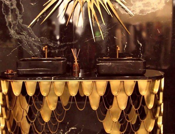 Luxury Bathroom Interior Design By Design Firm Commune ➤ To see more news about Luxury Bathrooms in the world visit us at http://luxurybathrooms.eu/ #luxurybathrooms #interiordesign #homedecor @BathroomsLuxury @bocadolobo @delightfulll @brabbu @essentialhomeeu @circudesign @mvalentinabath @luxxu @covethouse_