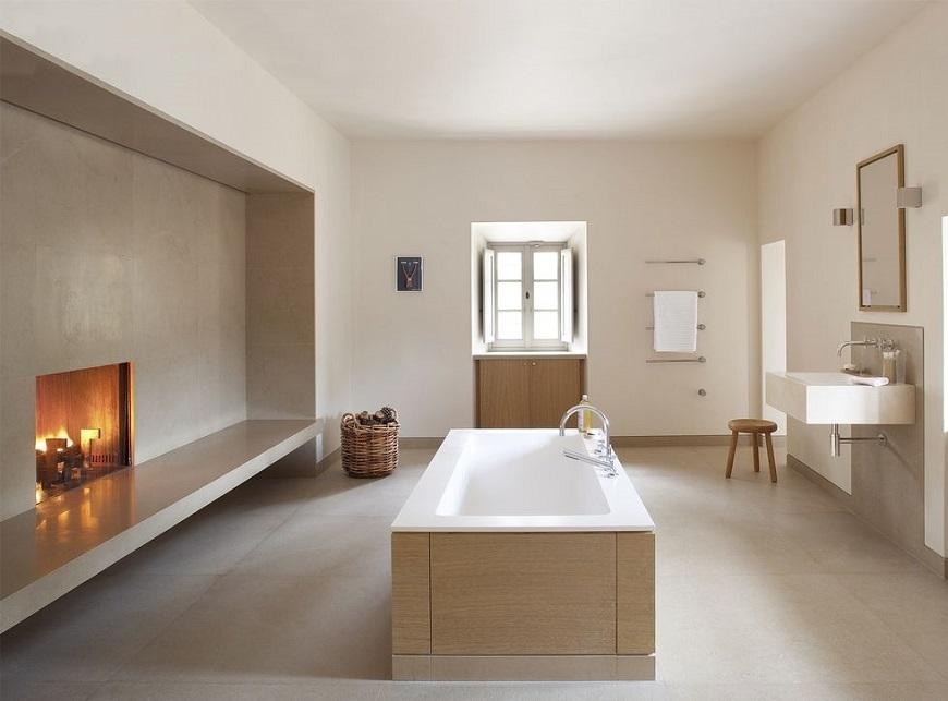 20 Contemporary Bathroom Decor Ideas To Inspire You ➤ To see more news about Luxury Bathrooms in the world visit us at http://luxurybathrooms.eu/ #luxurybathrooms #interiordesign #homedecor @BathroomsLuxury @bocadolobo @delightfulll @brabbu @essentialhomeeu @circudesign @mvalentinabath @luxxu @covethouse_