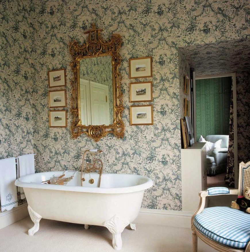 20 Stunning Victorian Bathrooms With A Romantic Twist ➤ To see more news about Luxury Bathrooms in the world visit us at http://luxurybathrooms.eu/ #luxurybathrooms #interiordesign #homedecor @BathroomsLuxury @bocadolobo @delightfulll @brabbu @essentialhomeeu @circudesign @mvalentinabath @luxxu @covethouse_