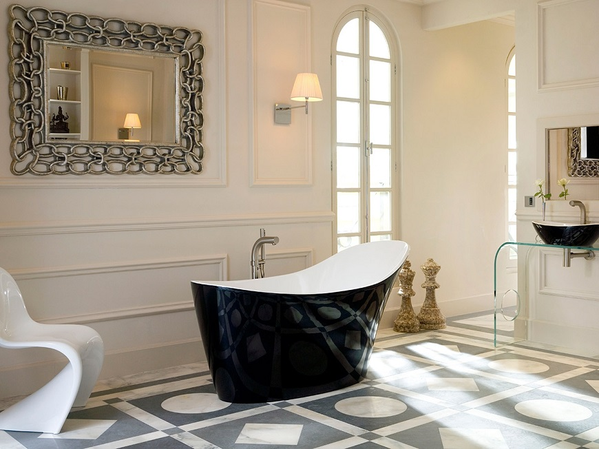 20 Stunning Victorian Bathroom Decor Ideas With A Romantic Twist ➤ To see more news about Luxury Bathrooms in the world visit us at http://luxurybathrooms.eu/ #luxurybathrooms #interiordesign #homedecor @BathroomsLuxury @bocadolobo @delightfulll @brabbu @essentialhomeeu @circudesign @mvalentinabath @luxxu @covethouse_ First Highlights From I Saloni WorldWide Moscow ➤ To see more news about Luxury Design visit us at http://covetedition.com/ #interiordesign #homedecor #luxurybrand @BathroomsLuxury @bocadolobo @delightfulll @brabbu @essentialhomeeu @circudesign @mvalentinabath @luxxu @covethouse_