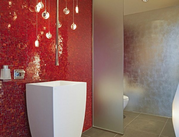 Bathroom Decor Ideas Bathroom Decor Ideas With Benjamin Moore's 2018 Color of the Year Bathroom Decor Ideas With Benjamin Moores 2018 Color of the Year feat 600x460