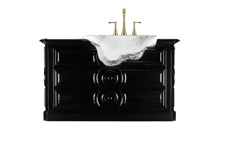 Maison Valentina Launched New Luxury Bathroom Furniture Pieces ➤ To see more news about Luxury Bathrooms in the world visit us at http://luxurybathrooms.eu/ #luxurybathrooms #interiordesign #homedecor @BathroomsLuxury @bocadolobo @delightfulll @brabbu @essentialhomeeu @circudesign @mvalentinabath @luxxu @covethouse_ luxury bathroom furniture Maison Valentina Launched New Luxury Bathroom Furniture Pieces Maison Valentina Launched New Luxury Bathroom Furniture Pieces 5