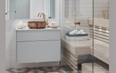 Meet A Colorful Bathroom Decor At Minna Parikka's World ➤ To see more news about Luxury Bathrooms in the world visit us at http://luxurybathrooms.eu/ #luxurybathrooms #interiordesign #homedecor @BathroomsLuxury @bocadolobo @delightfulll @brabbu @essentialhomeeu @circudesign @mvalentinabath @luxxu @covethouse_
