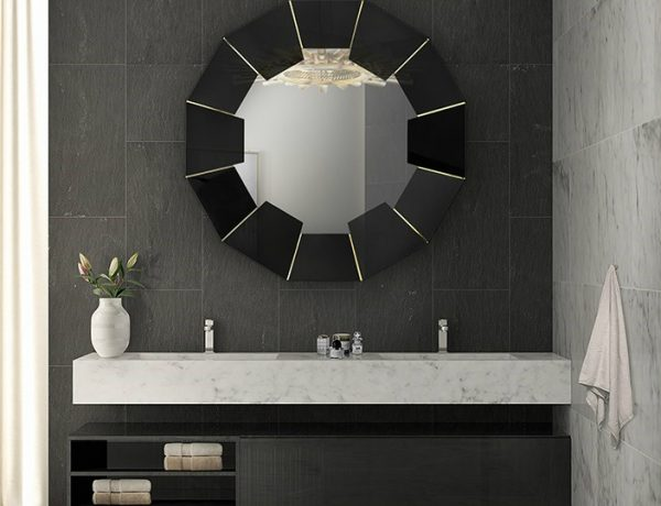 stunning wall mirrors Stunning Wall Mirrors To Enhance Your Luxury Bathroom Stunning Wall Mirrors To Enhance Your Luxury Bathroom feat 600x460