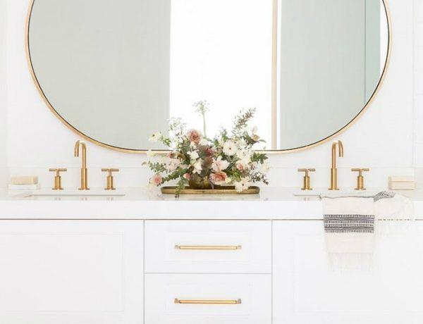 Modern Bathroom Design Be Amazed By A Modern Bathroom Design With A Mountain Chic Twist Be Amazed By A Modern And Mountain Chic Luxury Bathroom feat 600x460