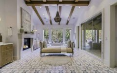 Extra Large Luxury Bathroom Extra Large Luxury Bathroom In Rustic Canyon Aims To Please Everyone Extra Large Luxury Bathroom In Rustic Canyon Aims To Please Everyone feat 240x150