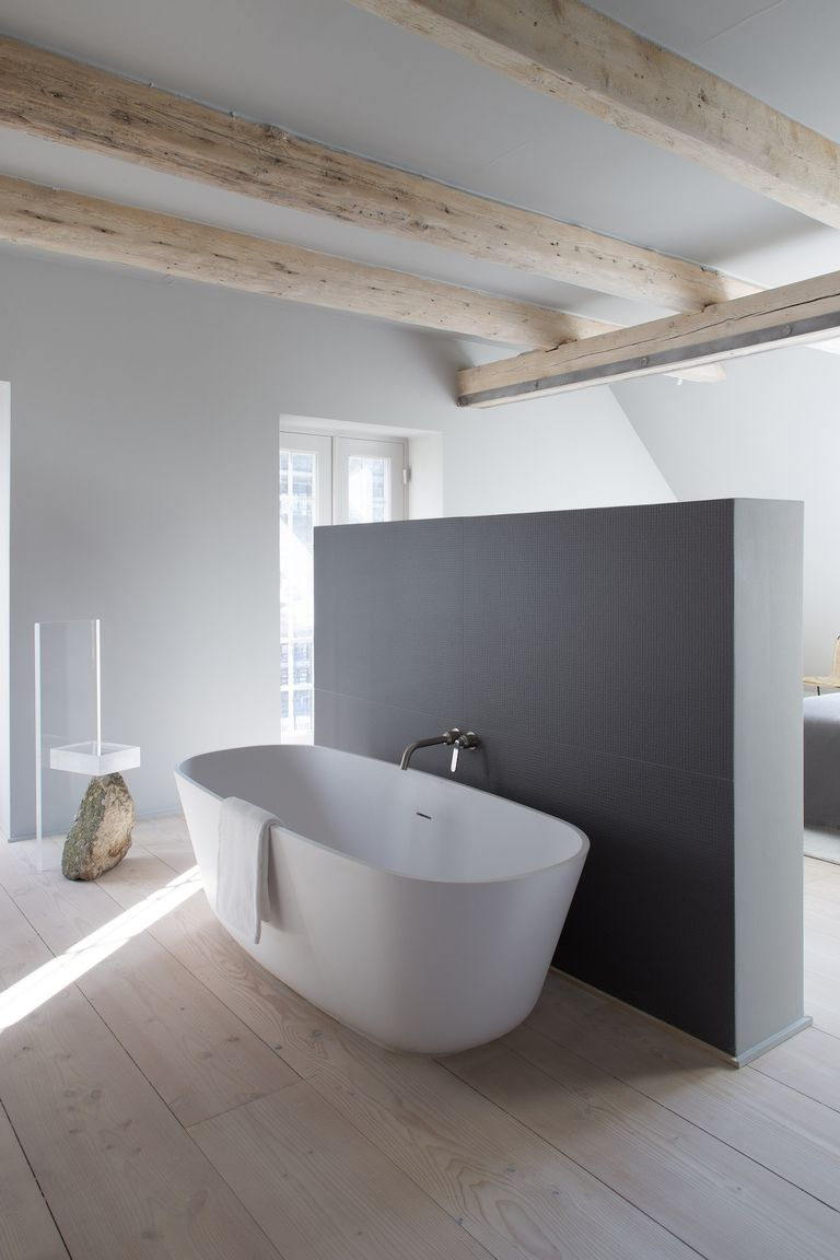 Get Away From It All At An Impressive And Exclusive Vipp Hotel Shelter ➤ To see more news about Luxury Bathrooms in the world visit us at http://luxurybathrooms.eu/ #luxurybathrooms #interiordesign #homedecor @BathroomsLuxury @bocadolobo @delightfulll @brabbu @essentialhomeeu @circudesign @mvalentinabath @luxxu @covethouse_