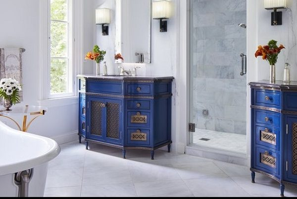 Luxury Bathrooms Selected 30 Bathrooms With Bold Cabinetry 16 Bathrooms With Bold Cabinetry Luxury Bathrooms Selected 30 Bathrooms With Bold Cabinetry Luxury Bathrooms Selected 30 Bathrooms With Bold Cabinetry 1 600x401