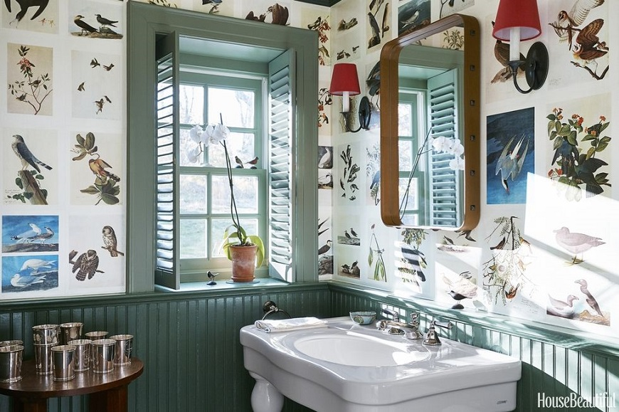 Meet A Traditional Bathroom That Combines With Vintage Charm ➤ To see more news about Luxury Bathrooms in the world visit us at http://luxurybathrooms.eu/ #luxurybathrooms #interiordesign #homedecor @BathroomsLuxury @bocadolobo @delightfulll @brabbu @essentialhomeeu @circudesign @mvalentinabath @luxxu @covethouse_ Traditional Bathroom Meet A Traditional Bathroom That Combines With Vintage Charm Meet A Luxury Bathroom That Combines Traditional With Vintage Charm 2