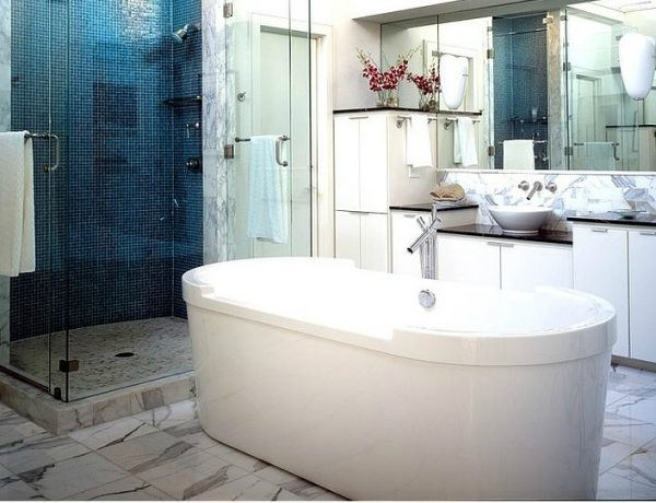 6 Top Home Decor Trends Of 2018, According To Pinterest ➤ To see more news about Luxury Bathrooms in the world visit us at http://luxurybathrooms.eu/ #luxurybathrooms #interiordesign #homedecor @BathroomsLuxury @bocadolobo @delightfulll @brabbu @essentialhomeeu @circudesign @mvalentinabath @luxxu @covethouse_