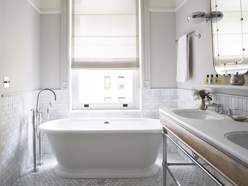 Get Lost In The Beautiful And Luxurious Bathrooms At The Beekman Hotel ➤ To see more news about Luxury Bathrooms in the world visit us at http://luxurybathrooms.eu/ #luxurybathrooms #interiordesign #homedecor @BathroomsLuxury @bocadolobo @delightfulll @brabbu @essentialhomeeu @circudesign @mvalentinabath @luxxu @covethouse_ The Beekman Hotel Get Lost In The Beautiful And Luxurious Bathrooms At The Beekman Hotel Get Lost By The Beautiful And Luxurious Bathrooms At The Beekman Hotel penthouse2