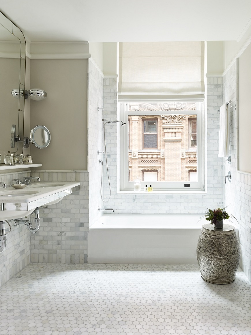 Get Lost In The Beautiful And Luxurious Bathrooms At The Beekman Hotel ➤ To see more news about Luxury Bathrooms in the world visit us at http://luxurybathrooms.eu/ #luxurybathrooms #interiordesign #homedecor @BathroomsLuxury @bocadolobo @delightfulll @brabbu @essentialhomeeu @circudesign @mvalentinabath @luxxu @covethouse_ The Beekman Hotel Get Lost In The Beautiful And Luxurious Bathrooms At The Beekman Hotel Get Lost By The Beautiful And Luxurious Bathrooms At The Beekman Hotel penthouse3