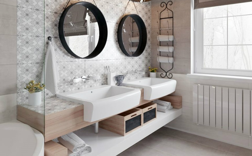 Scandinavian Bathroom Design | 11 Mesmerizing Scandinavian Bathroom Design Ideas