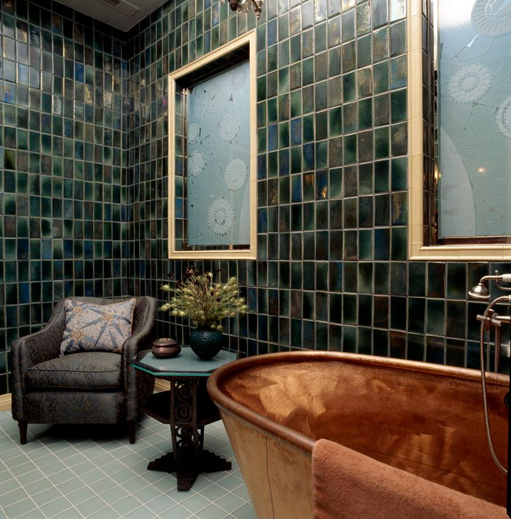 10 Beautiful Tile Ideas For A Bold Bathroom Decor ➤ To see more news about Luxury Bathrooms in the world visit us at http://luxurybathrooms.eu/ #luxurybathrooms #interiordesign #homedecor @BathroomsLuxury @bocadolobo @delightfulll @brabbu @essentialhomeeu @circudesign @mvalentinabath @luxxu @covethouse_ Bold Bathroom Interior Design 10 Beautiful Tile Ideas For A Bold Bathroom Interior Design - Part 3 10 Beautiful Tile Ideas For A Bold Bathroom Interior Design Part 3 25