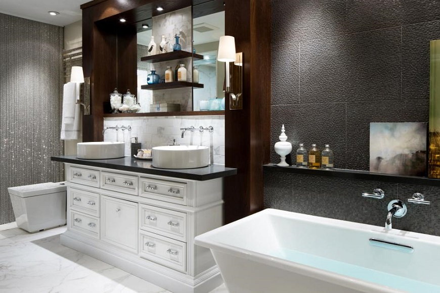 Be Inspired By Luxurious Bathroom Makeovers From HGTV Stars #luxurybathroomsbrands #luxurybathroomsdesigns #luxurybathroomsimages #allwhitebathrooms http://luxurybathrooms.eu @mvalentinabath Luxurious Bathroom Makeovers Be Inspired By Luxurious Bathroom Makeovers From HGTV Stars 1400986389680