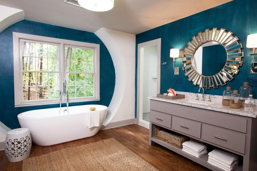 Be Inspired By Luxurious Bathroom Makeovers From HGTV Stars #luxurybathroomsbrands #luxurybathroomsdesigns #luxurybathroomsimages #allwhitebathrooms http://luxurybathrooms.eu @mvalentinabath Luxurious Bathroom Makeovers Be Inspired By Luxurious Bathroom Makeovers From HGTV Stars 1400987876552