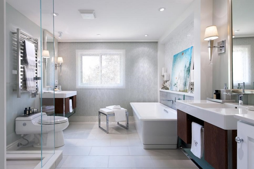 Be Inspired By Luxurious Bathroom Makeovers From HGTV Stars #luxurybathroomsbrands #luxurybathroomsdesigns #luxurybathroomsimages #allwhitebathrooms http://luxurybathrooms.eu @mvalentinabath Luxurious Bathroom Makeovers Be Inspired By Luxurious Bathroom Makeovers From HGTV Stars 1400988329443