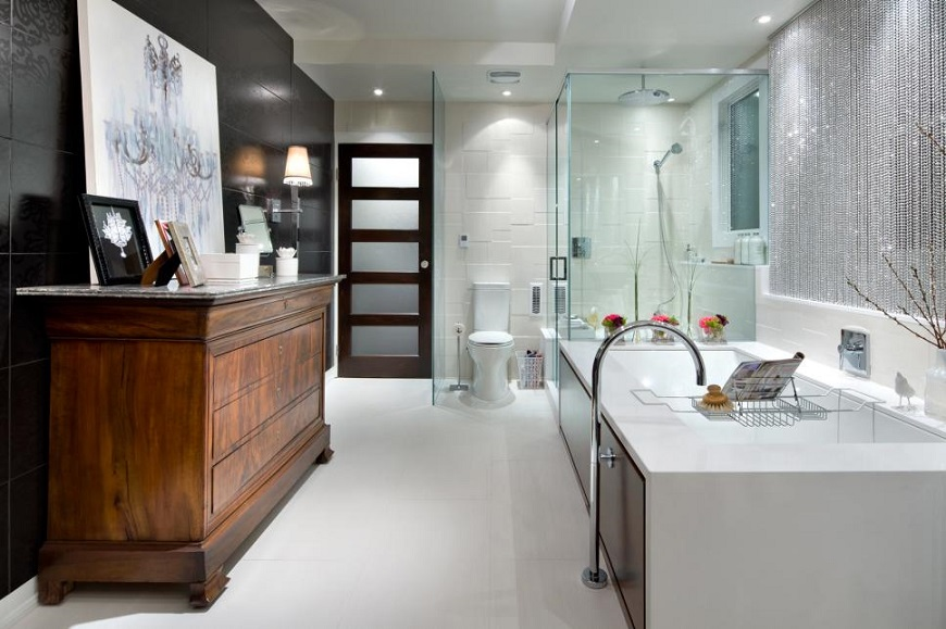 Be Inspired By Luxurious Bathroom Makeovers From HGTV Stars #luxurybathroomsbrands #luxurybathroomsdesigns #luxurybathroomsimages #allwhitebathrooms http://luxurybathrooms.eu @mvalentinabath Luxurious Bathroom Makeovers Be Inspired By Luxurious Bathroom Makeovers From HGTV Stars 1409155606423
