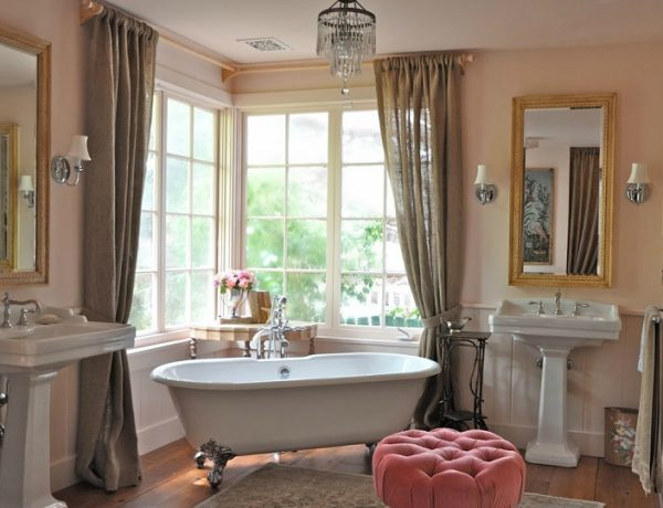 Be Inspired By 80 Luxury Bathrooms For All Sizes And Styles ➤ To see more news about Luxury Bathrooms in the world visit us at http://luxurybathrooms.eu/ #luxurybathrooms #interiordesign #homedecor @BathroomsLuxury @bocadolobo @delightfulll @brabbu @essentialhomeeu @circudesign @mvalentinabath @luxxu @covethouse_ Beautiful Bathrooms Be Inspired By 80 Beautiful Bathrooms For All Sizes And Styles Part 5 Be Inspired By 80 Beautiful Bathrooms For All Sizes And Styles 51 feat 600x460