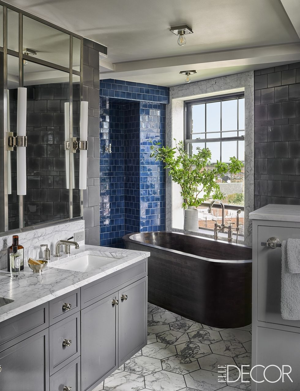 Be Inspired By 80 Beautiful Bathrooms For All Sizes And ... on Beautiful Bathroom Ideas  id=94742