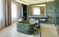 Be Inspired By Green Marble Bathrooms To Upgrade Your Home Decor #luxurybathroomsbrands #luxurybathroomsdesigns #luxurybathroomsimages #greenmarblebathrooms http://luxurybathrooms.eu/5-exquisite-bathtubs-to-enhance-unique-luxury-bathrooms/ @mvalentinabath green marble bathroom ideas Be Inspired By Green Marble Bathroom Ideas To Upgrade Your Home Decor Be Inspired By Green Marble Bathrooms To Upgrade Your Home Decor feat 240x150