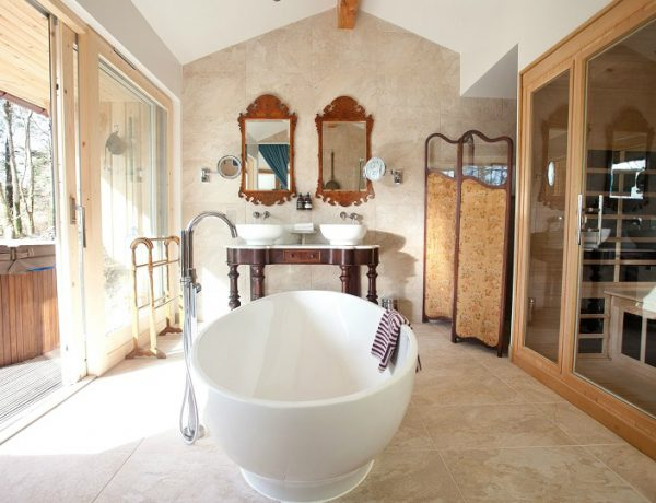Learn How To Bring Còsagach Design Trend Into Your Luxury Bathroom #luxurybathroomsbrands #luxurybathroomsdesigns #luxurybathroomsimages #còsagach http://luxurybathrooms.eu @mvalentinabath