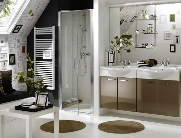 beautiful bathrooms Be Inspired By 80 Beautiful Bathrooms For All Sizes And Styles Part 7 Be Inspired By 80 Beautiful Bathrooms For All Sizes And Styles 72 2 600x460
