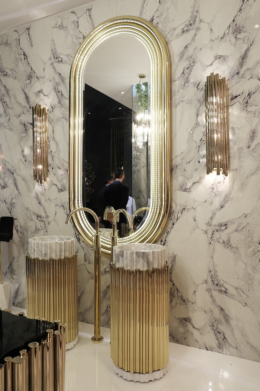 Don't Miss the Riveting International Bathroom Exhibition at iSaloni 2