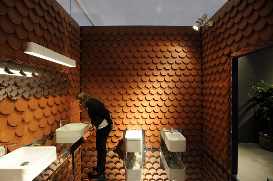 Don't Miss the Riveting International Bathroom Exhibition at iSaloni 3