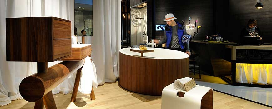 Don't Miss the Riveting International Bathroom Exhibition at iSaloni 5