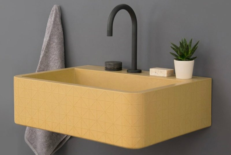 Kast Concrete Basins Unveils New Collection Called Kast Canvas #luxurybathroomsbrands #luxurybathroomsdesigns #luxurybathroomsimages #allwhitebathrooms http://luxurybathrooms.eu @mvalentinabath
