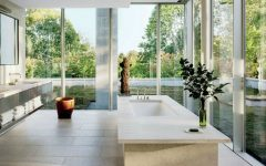 Minimalist Bathrooms Find Peace of Mind by Looking at 8 Astonishing Minimalist Bathrooms featured 6 240x150