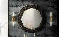 salone del mobile 2018 A Rhapsody for Wall Mirrors to Be Sensed at Salone del Mobile 2018 Maison Valentinas Iconic Bathroom Designs at Salone del Mobile 2018 2 240x150