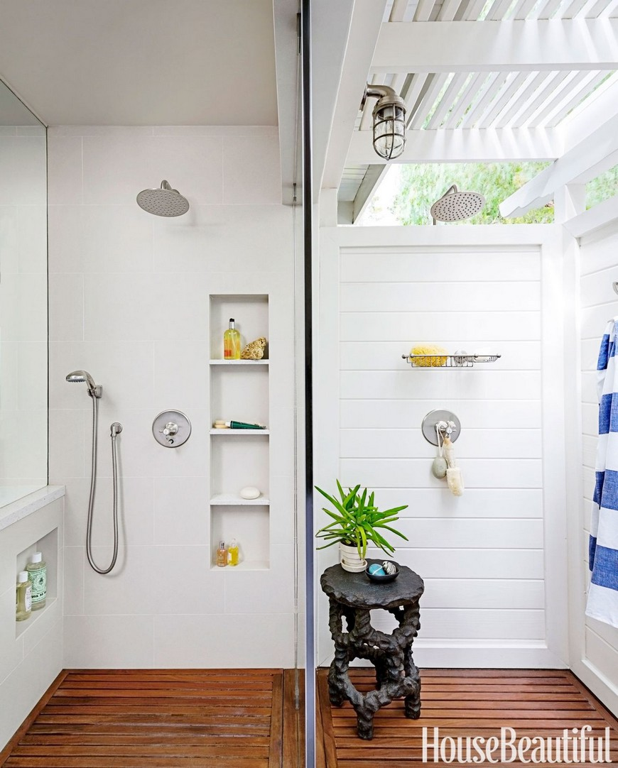 7 Exceptional Outdoor Showers that Will Leave You Craving for More 1