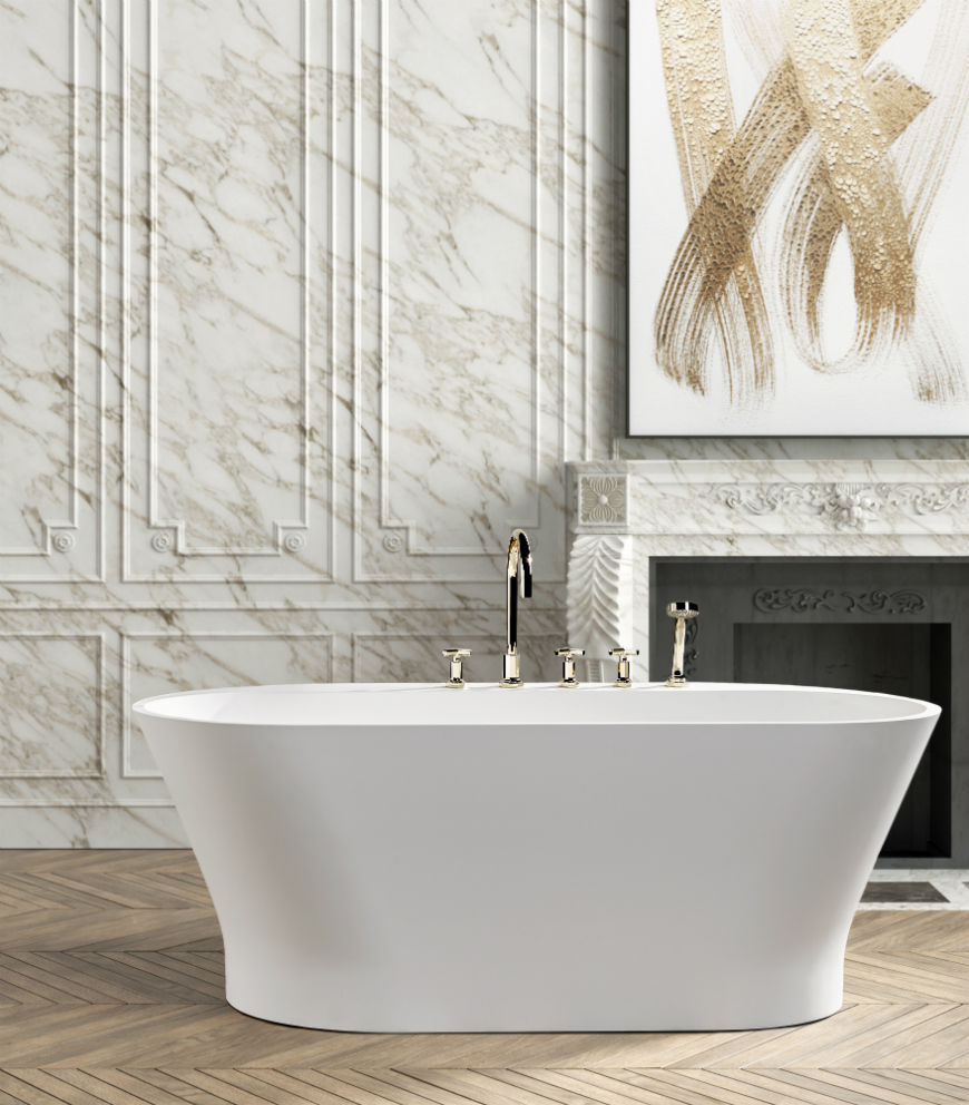 Be Inspired By The Essence Of THG Parisu0027 Latest Bathroom Collections (10)  THG