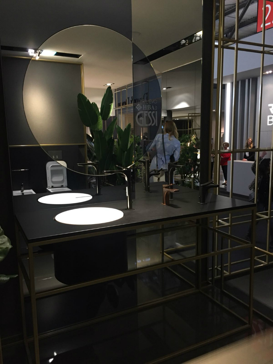 Gessi Awarded Most CovetED Stand at