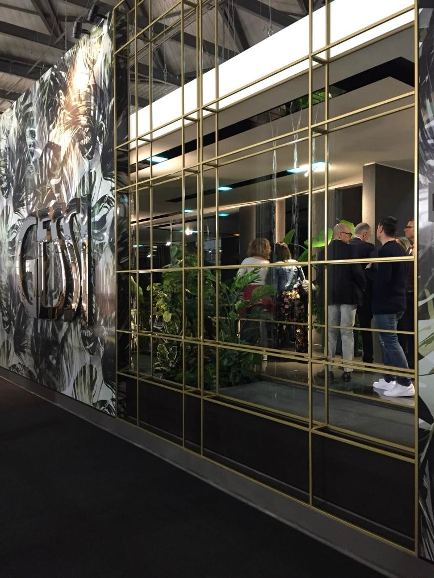 Gessi Awarded Most CovetED Stand at S